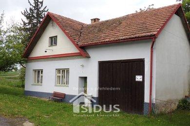 Prodej rodinného domu, Makov u Litomyšle, Ev.č.: 00064