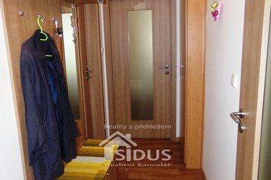 Prodej pěkného bytu 1+1 v OV Pardubice, nábřeží Závodu  míru, Ev.č.: 00082