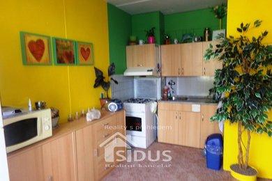 Prodej bytu 1+1,Pardubice, nábřeží Závodu míru, Ev.č.: 00084