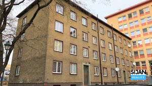 Pronájem, Byt 1+kk, 19m² - Opava - Město