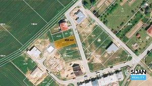 Prodej, Stavební pozemek, 394m² - Kroměříž - Trávník