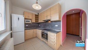 Pronájem bytu 2+1, 56m² - Prostějov, ulice Šárka