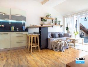 Prodej, bytu, 41 m² - Brno - Staré Brno