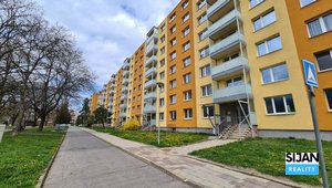 Pronájem bytu 2+1, 58m² - Prostějov, Dolní