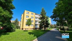 Pronájem bytu 1+kk, 32m² - Prostějov, sídl. E. Beneše