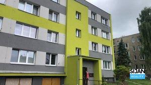 Prodej, Byt 1+1, 38 m2, Fulnek, ul. Fučíkova