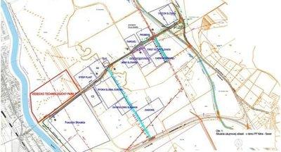 Predaj/prenájom:komerčný pozemok,priemyselná zóna Nitra – Mlynárce