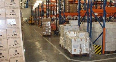 Prenájom skladu so službami, uskladnenie paliet Madunice