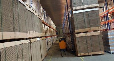 Prenájom skladu vhodného na E-commerce so službami v Nitre