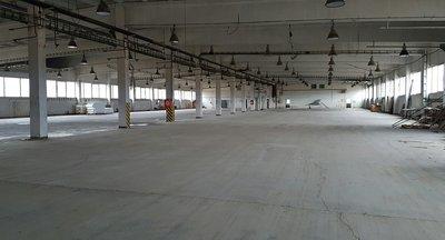 Hala 3000 m2 na prenájom a predaj Martin