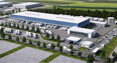 Na prenájom výrobné a skladové haly v Topoľčanoch