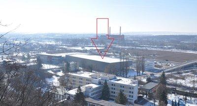 Logistický sklad v Košiciach so službami