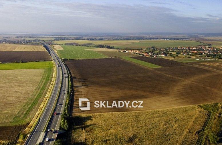letecký snímek