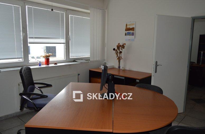 Náhled kanceláří