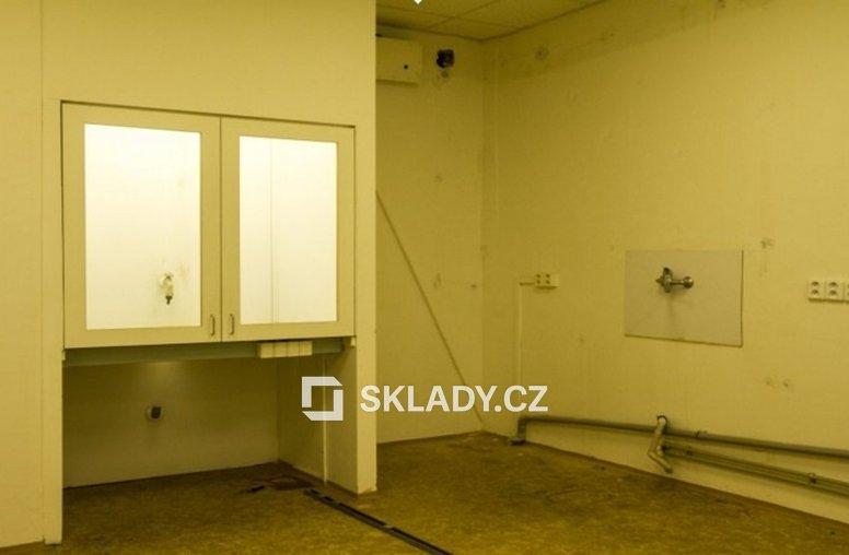 Laboratorní prostor