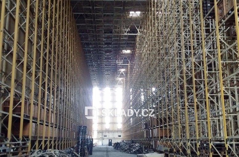 Průmyslový areál Dukla