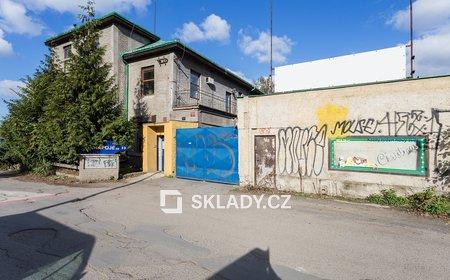 Pronájem Sklady Praha-Libeň 1000 m2
