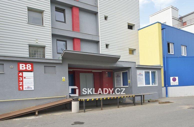 areál big box, Horní Počernice