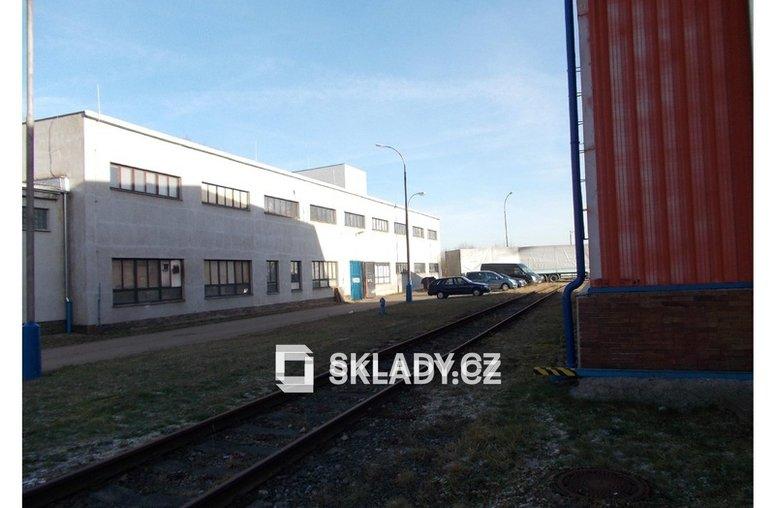 Železniční vlečka 2
