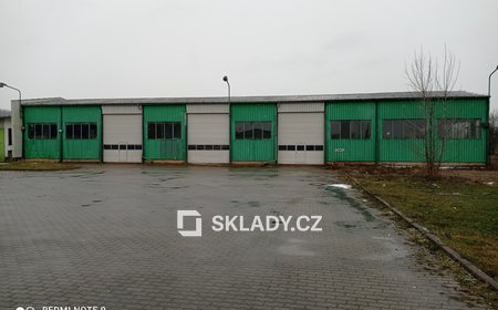 Industrial Park Nelahozeves