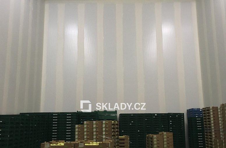 Chlazený sklad 120 m2