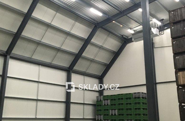 Chlazený sklad 127 m2
