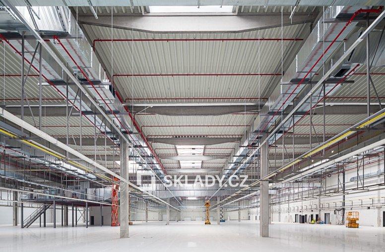 CTPark Žatec - standard haly