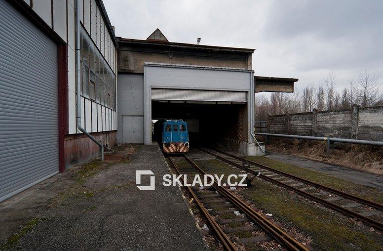 Železniční vlečka