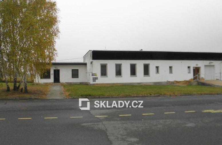Průmyslový areál Stříbro - hala č. 12