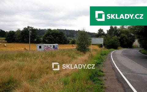 Komerční pozemek Mirošovice