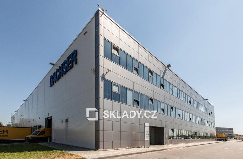 CTPark Holubice -standard kanceláří
