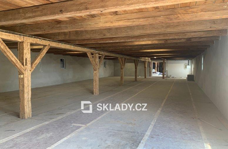 Skladové prostory - Budějovice