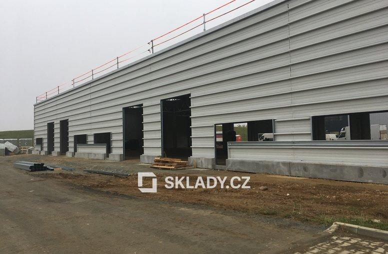 ILD Jeneč - výstavba
