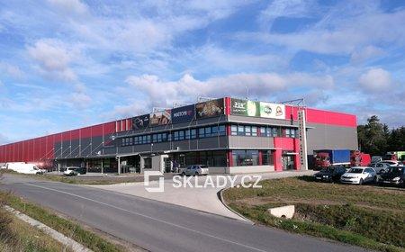 Logistické centrum - Třebíč