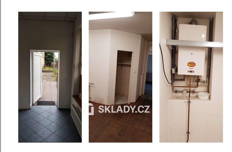 sklad 86 m2 - Chomutov,,