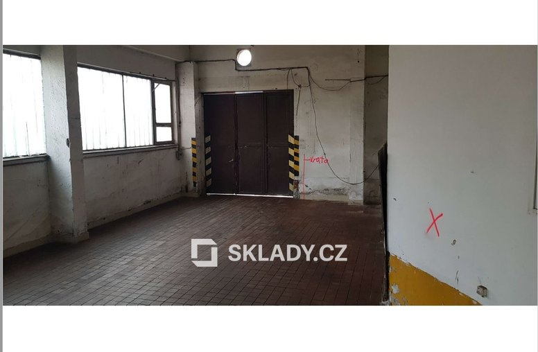 Chomutov - sklad 500 m2