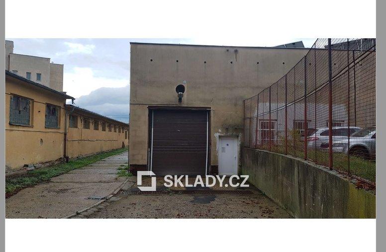 Sklad 500 m2 - Chomutov,,