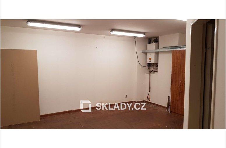 sklad 86 m2 - Chomutov--