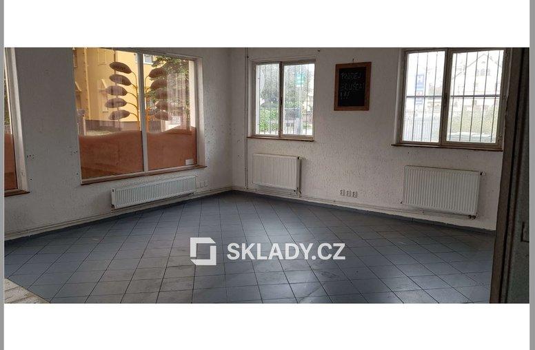 sklad 86 m2 - Chomutov