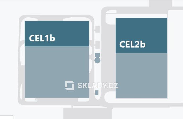 CTPark Česká Lípa- layout