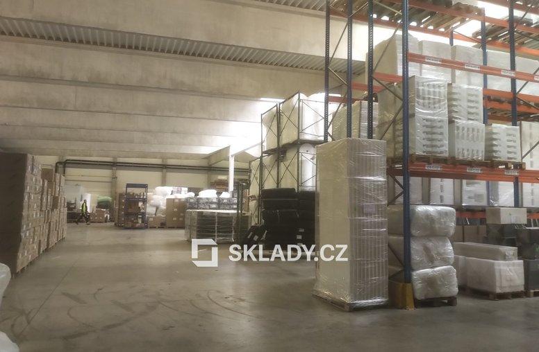 Radonice - Logistický areál-