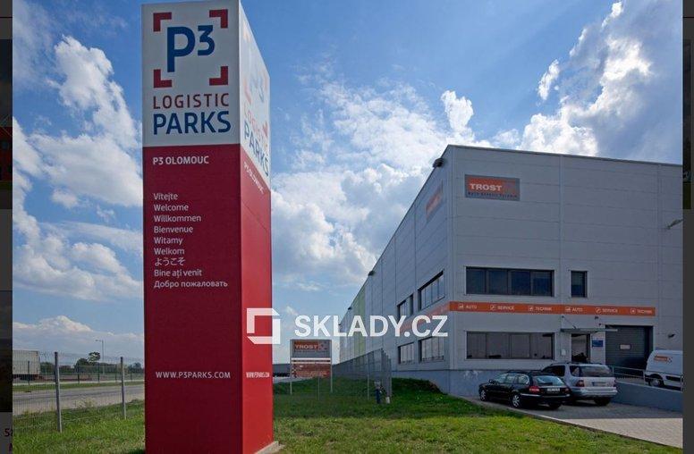 ParkP3 -Olomouc