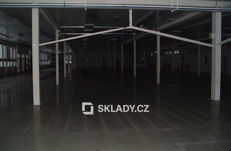 výrobní areál Slušovice 11
