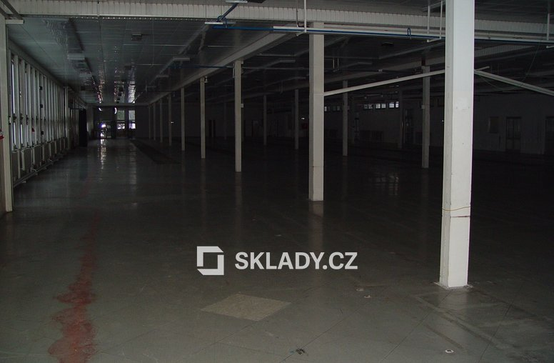 výrobní areál Slušovice 7
