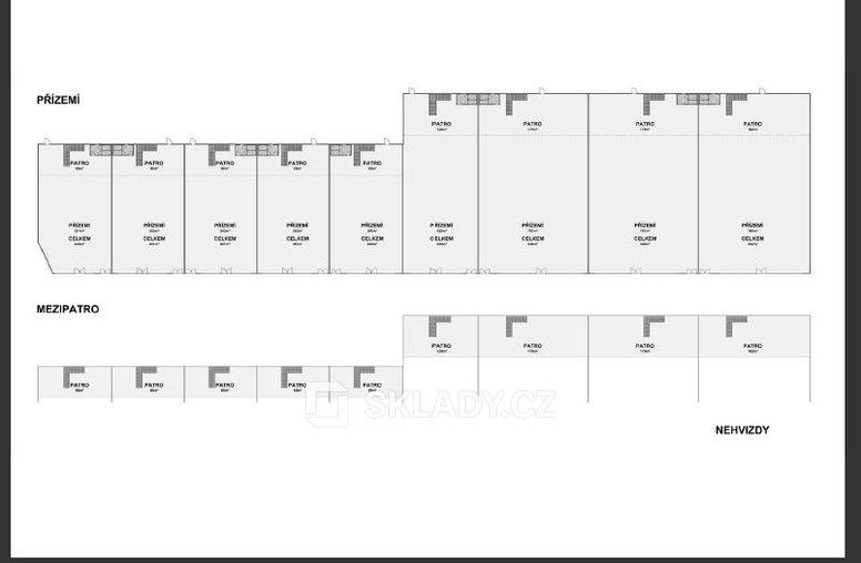 Nehvizdy layout