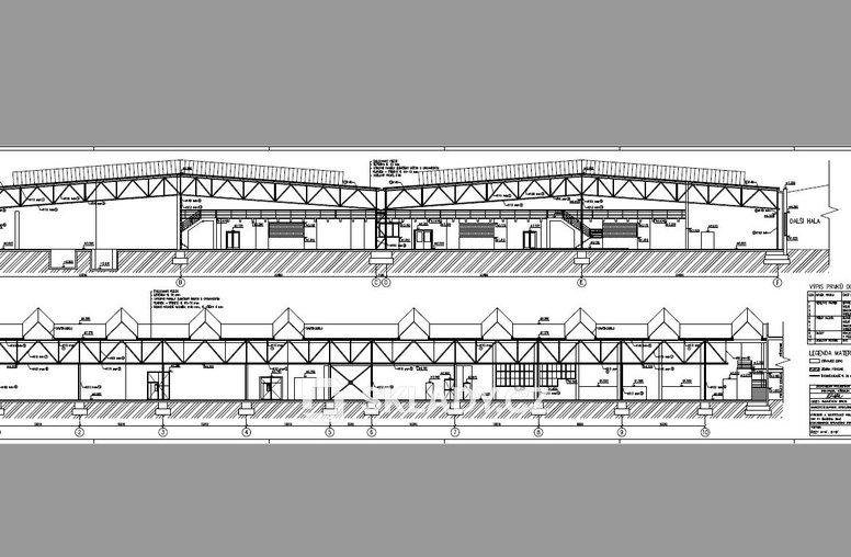 Havlíčkův Brod - layout
