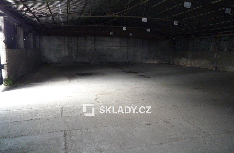 Nesměřice- skladové prostory