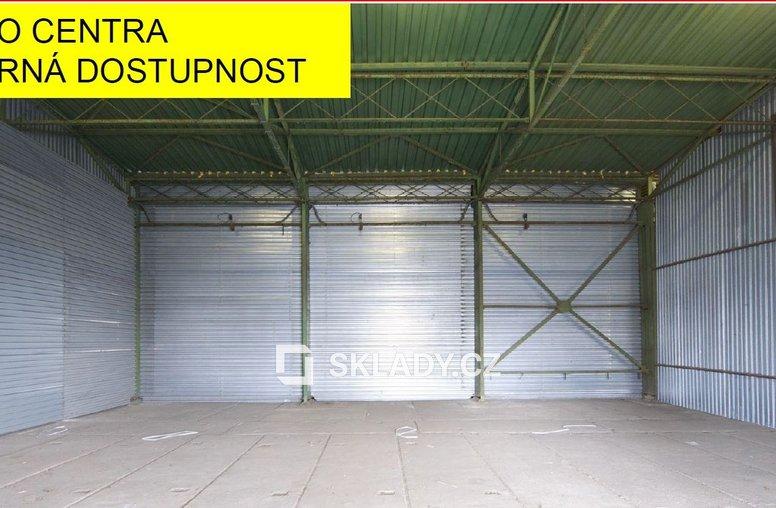 Big Box - Hala 124 m2