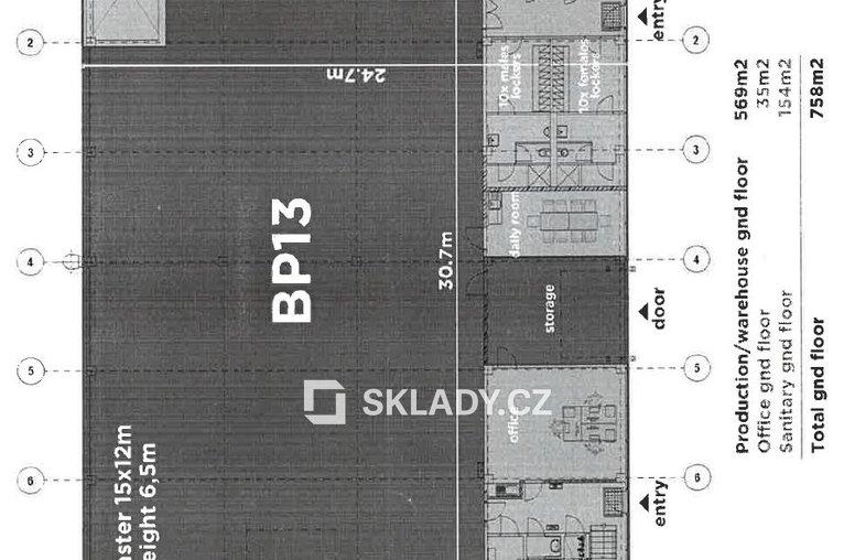 CTP Box -plzeň layout