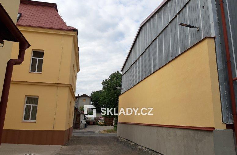 Česká lípa - skladovací areál